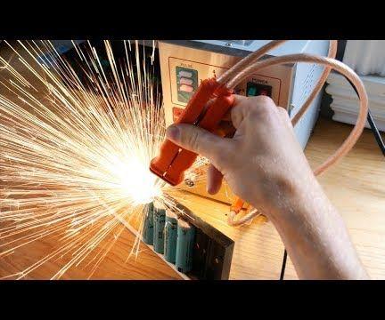 How I Build 18650 Batteries