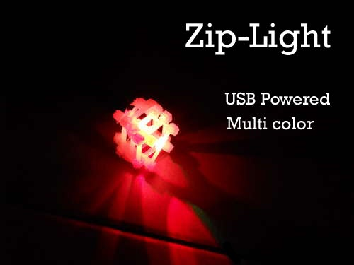 Zip-Lights!