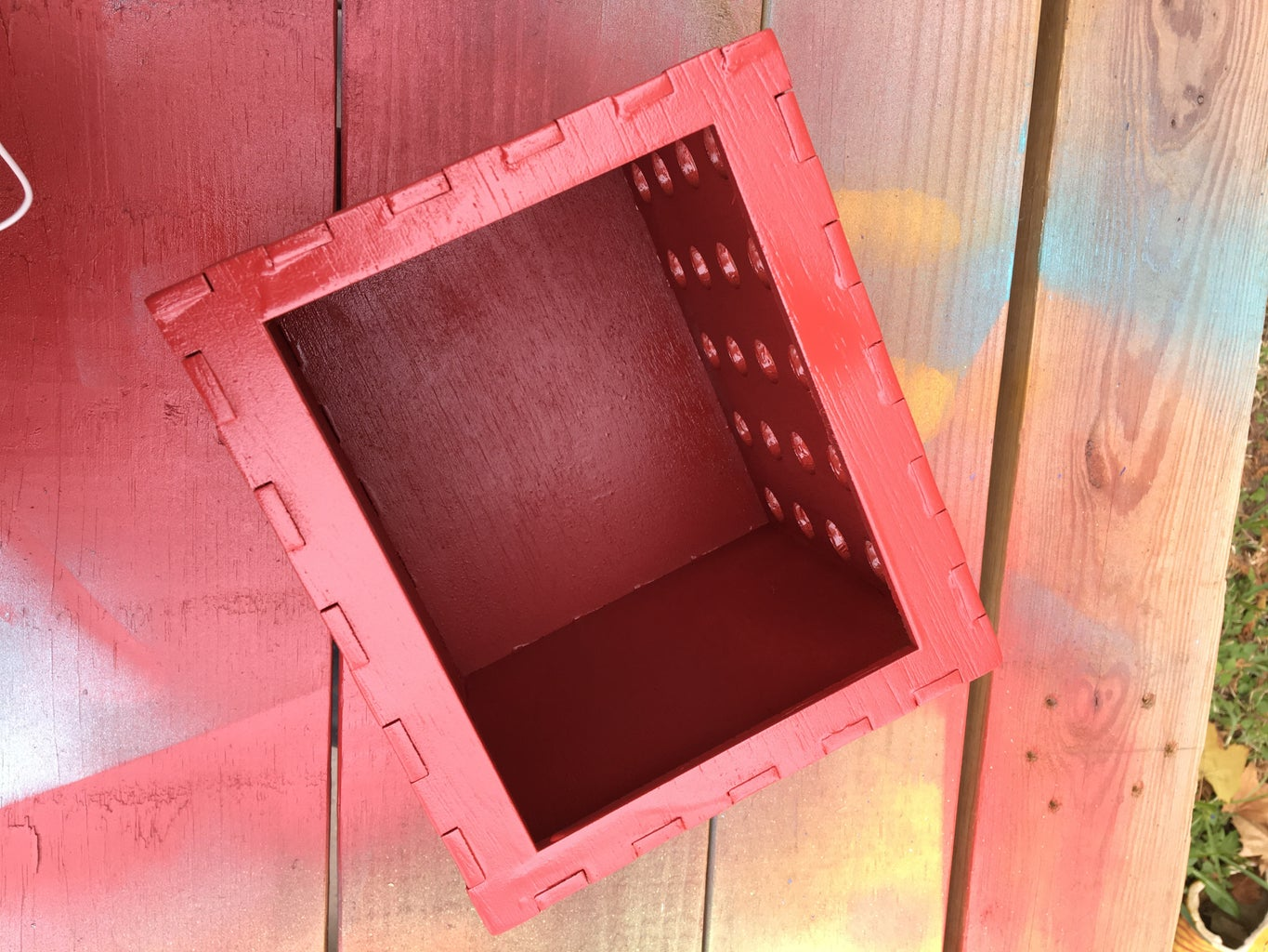 Step:3 Sanding and Spray Painting