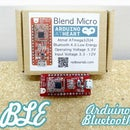 BLE Arduino Bluetooth - RedBearLab