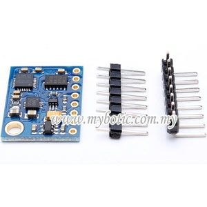 Tutorial to Interface GY-85 IMU 9DOF Sensor With Arduino