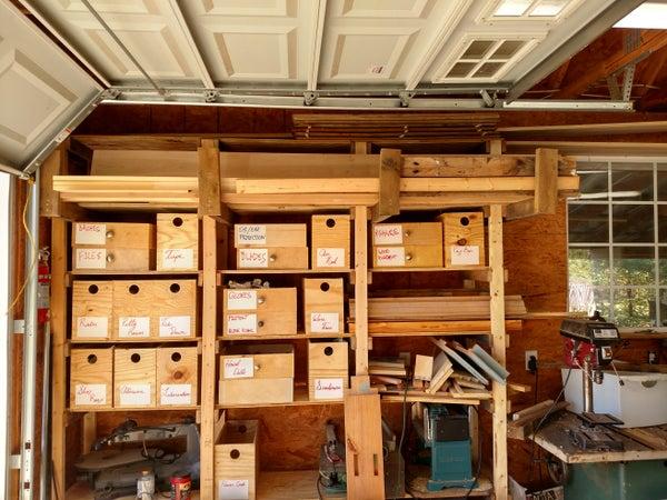 Workshop Storage