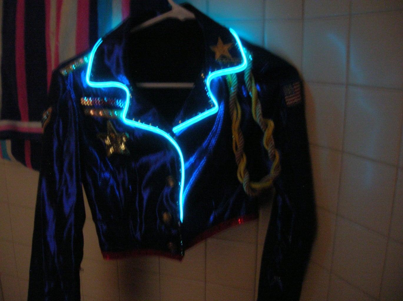 Dazzle Jacket