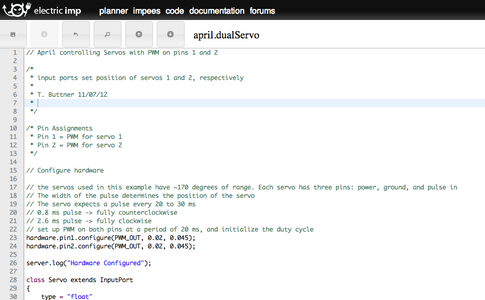The Source Code: Your Robot's Firmware
