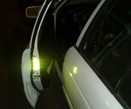 Preventive Lights for Door Edge
