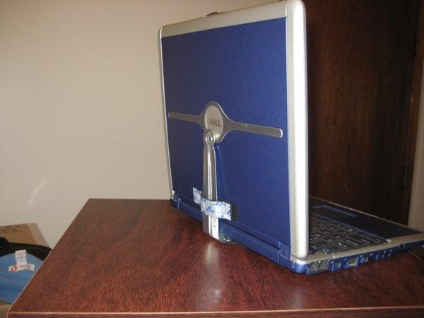Quick Fix for Broken Laptop Hinges