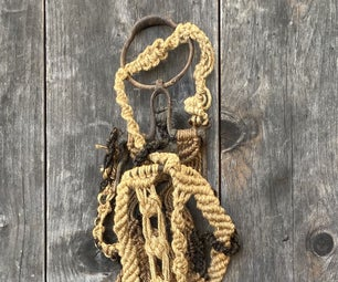 Tips on How to Create Depth in a Macrame