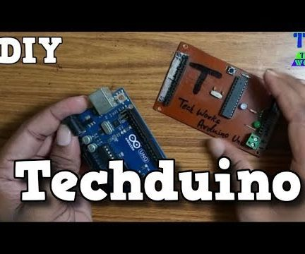 Make Your Own Micro Controller Board