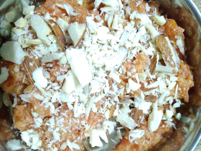 Gluten Free Gajar(carrot) Ka Halva