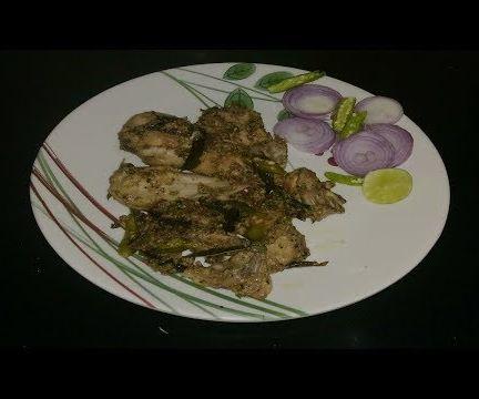 Black Pepper Lemon Chicken Fry | 15 Minute Quick Chicken Starter Recipe |  Dry Chicken Recipe