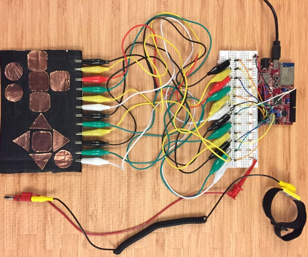 Make Your Own Makey Makey!