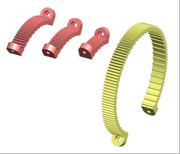 Option 2: Download Zocus Adjustable Rings CAD Files - Ready for 3D Printing