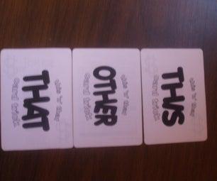 This-N-That Card Trick