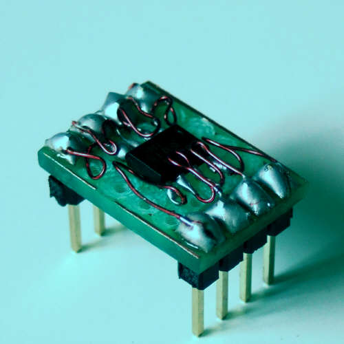 Advanced Soldering: Fast and Easy Soldering of Surface Mount Components