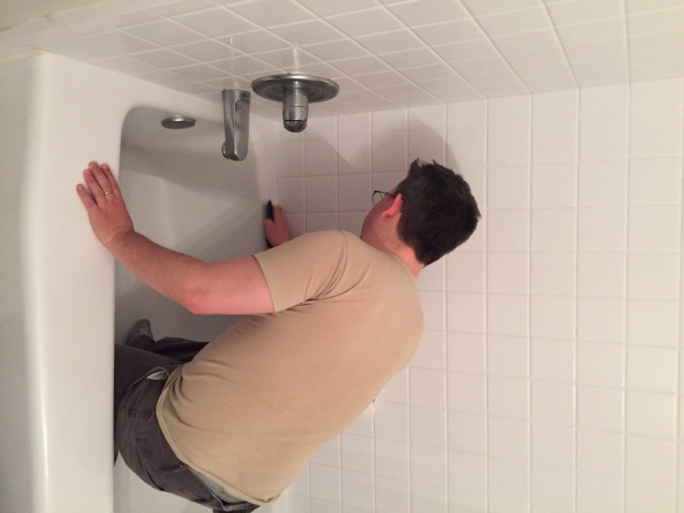Try Harder to Get Rid of Old Caulk