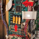 Williams WPC / Sys11 - Pinball RAM Extraction, and Socket / NVram Installation Without an Electric Desoldering Vacuum