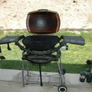 How to Repair your Debilitated Weber Grill W/ Duct Tape