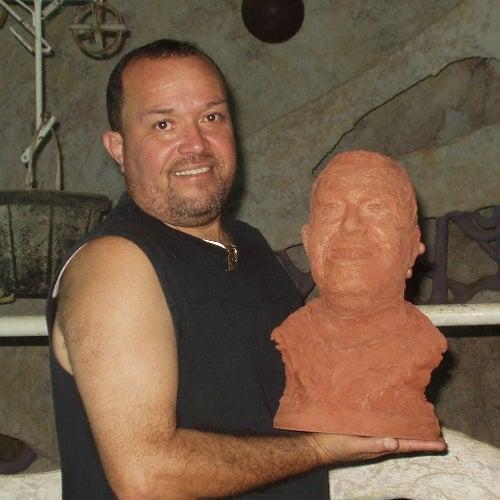 Portrait Busts -- an Original Technique