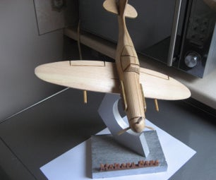 Plane I Made for Makers Care