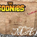 The Goonies Treasure Map
