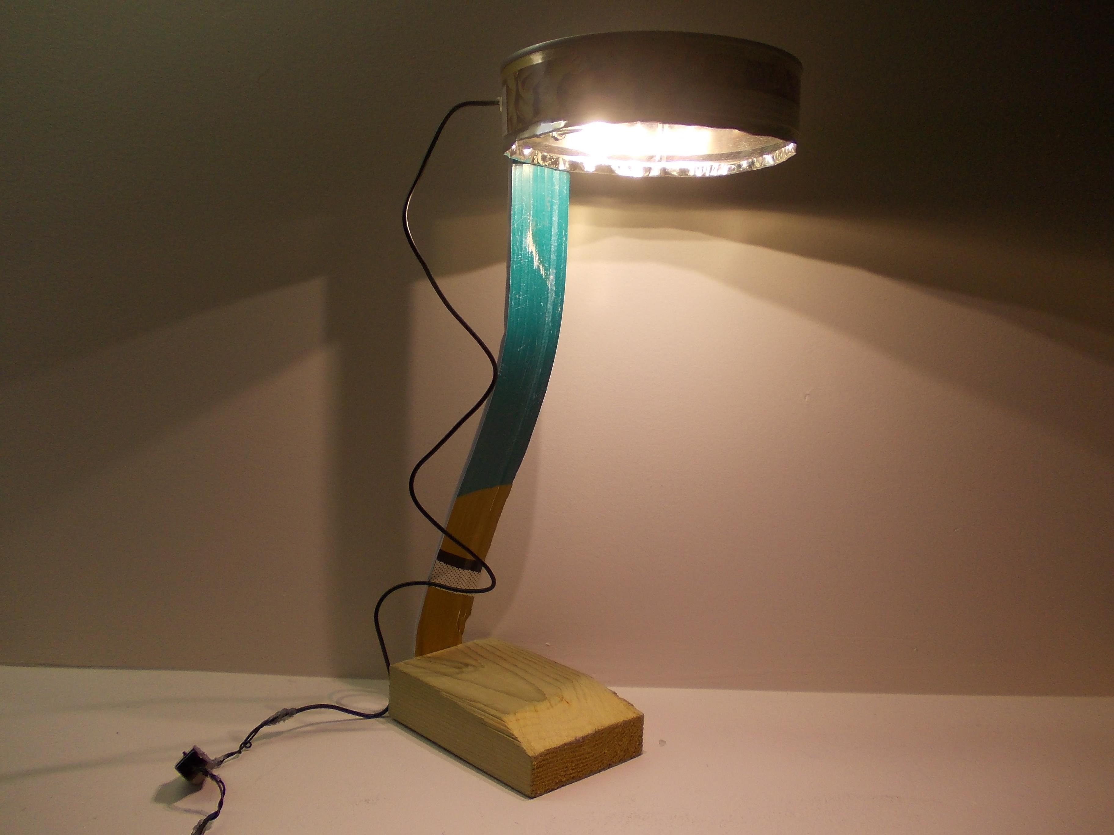 3 Watt LED Pail Lamp