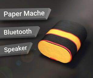 纸机Bluetooth扬声器