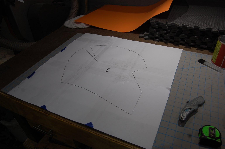 The Helmet - Basic Construction