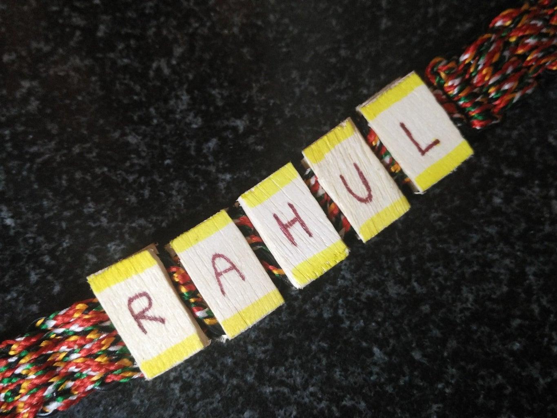 Decorate Alphabets & It's READY !!!!