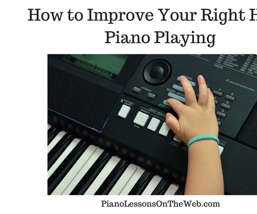 How to Improve Your Right Hand Playing