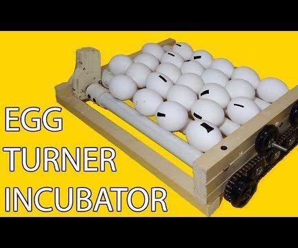 Egg Turner Roller 360 Degree