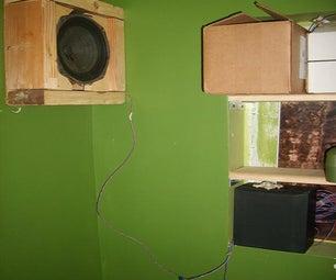 DIY Surround Sound