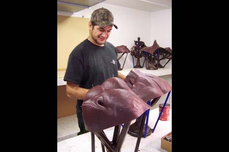 Wax Pour, Chase and Gate