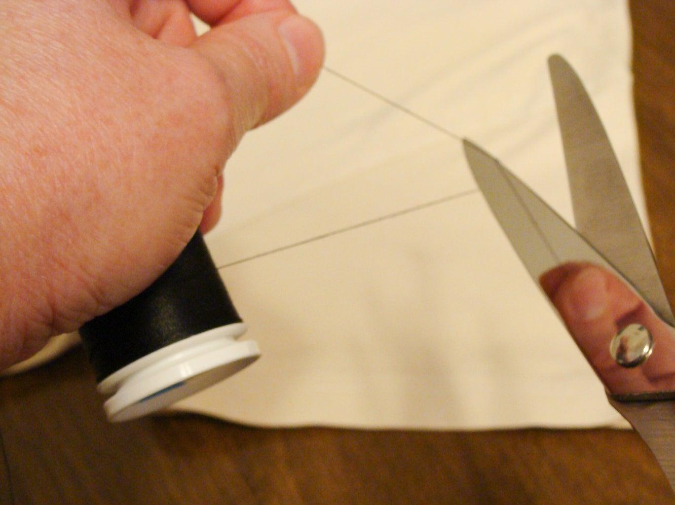 Cut a Length of Thread