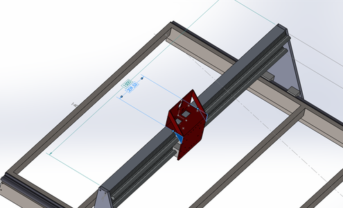 Determine the Limits of the X and Y Axis by Choosing Your Linear Rail.