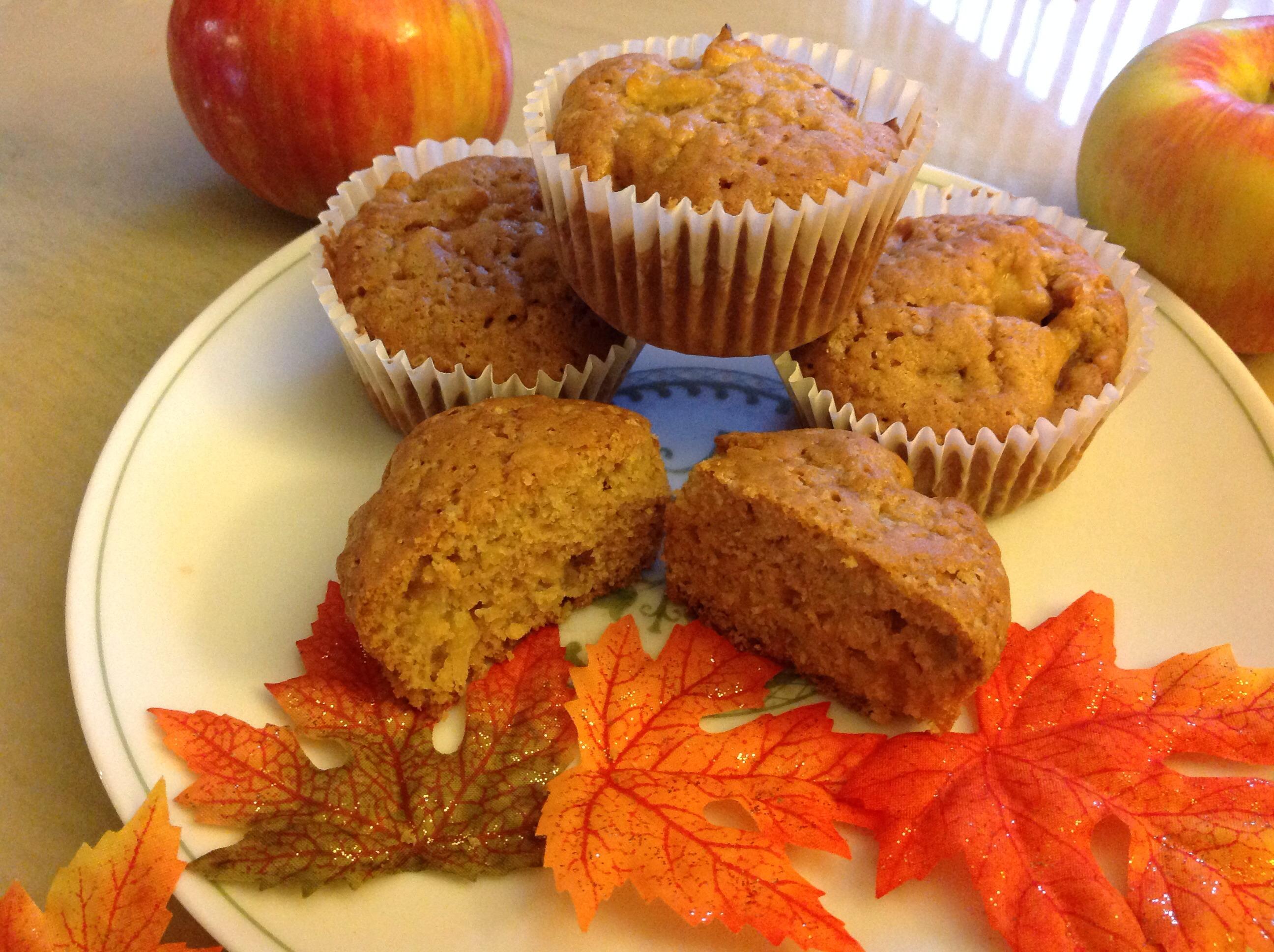 Apple Strudel Muffin