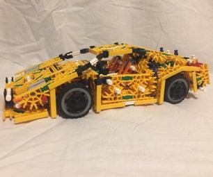 K'Nex Lamborghini