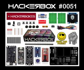 HackerBox 0051: MCU Lab