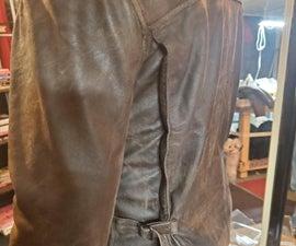 Tailoring Trick to Keep Jacket Gusset Flat