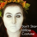 Willow costume from Don't Starve for Halloween and Cosplay (Video)