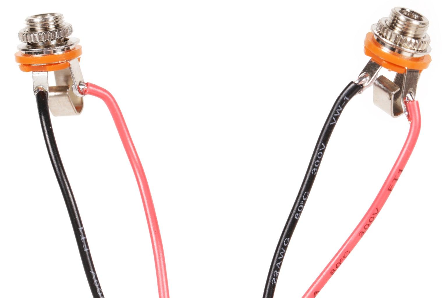 Wire the Jacks