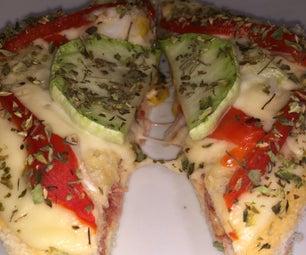 旧欧洲的Panpizza !!(西班牙语触摸)**¡maravilloso!**