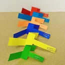 Easy Paper Helicopters [takes Less Than 5 Min!]