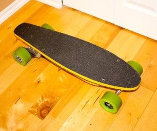 Electric Skateboard V4.0: the Banana Board