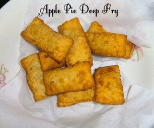 Apple Pie ~ Deep Fry