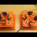 3D Printed Mini Arcade Joystick With Tactile Switches