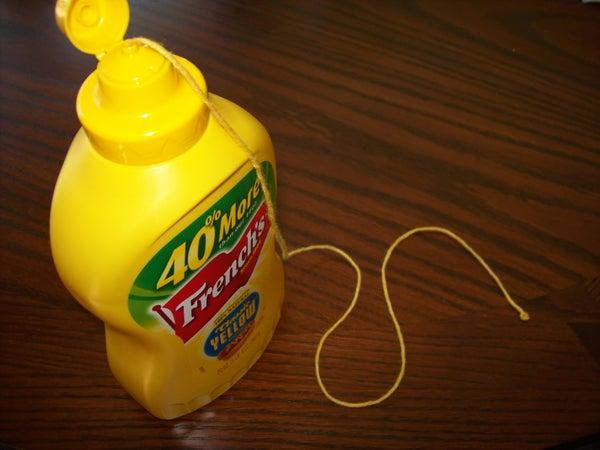 Mustard Prank