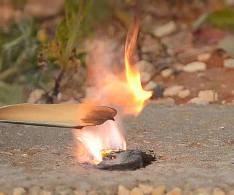 FIRE: Chemical combustion