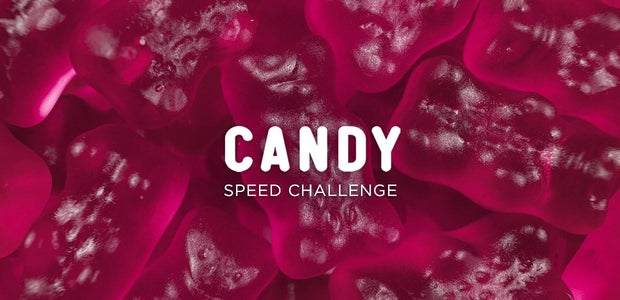 Candy Speed Challenge
