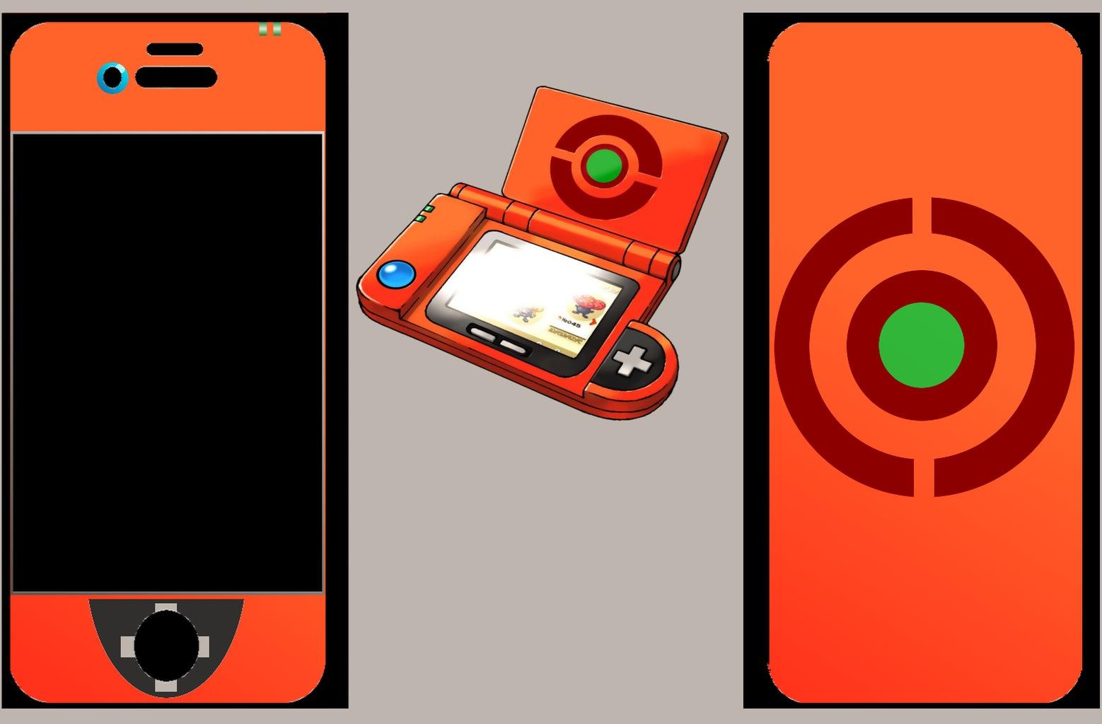 Iphone 5 Pokedex Cover