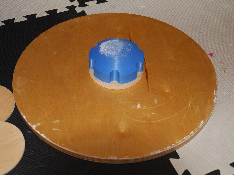 Adjustment Discs